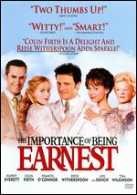 The Importance of Being Earnest - Oliver Parker