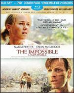 The Impossible (l'impossible) [Blu-ray/DVD]