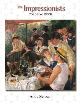 The Impressionists Coloring Book -