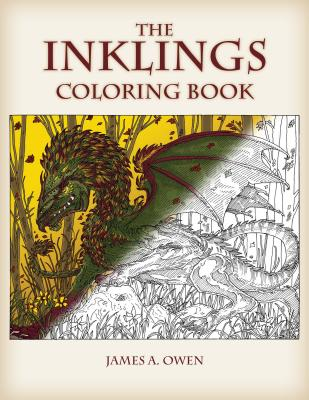 The Inklings Coloring Book -