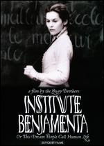 The Institute Benjamenta