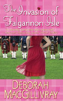 The Invasion of Falgannon Isle - Macgillivray, Deborah