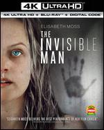 The Invisible Man [Includes Digital Copy] [4K Ultra HD Blu-ray/Blu-ray]