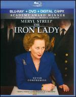The Iron Lady [3 Discs] [Includes Digital Copy] [Blu-ray/DVD]