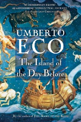 The Island of the Day Before - Eco, Umberto