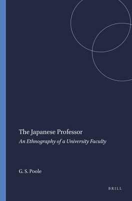 The Japanese Professor - Poole, Gregory S