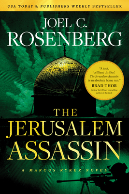 The Jerusalem Assassin - Rosenberg, Joel C.