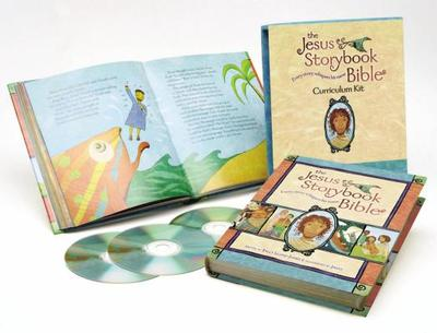 The Jesus Storybook Bible Curriculum Kit - Lloyd-Jones, Sally, and Shammas, Sam