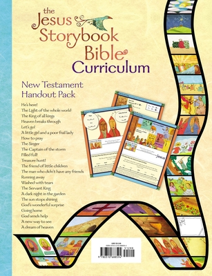 The Jesus Storybook Bible Curriculum New Testament Handout Pack - Lloyd-Jones, Sally, and Shammas, Sam