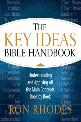 The Key Ideas Bible Handbook: Understanding and Applying All the Main Concepts Book by Book - Rhodes, Ron, Dr.