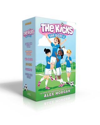 The Kicks 6: Saving the Team; Sabotage Season; Win or Lose; Hat Trick; Shaken Up; Settle the Score - Morgan, Alex