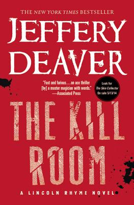 The Kill Room - Deaver, Jeffery
