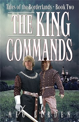The King Commands - Burden, Meg
