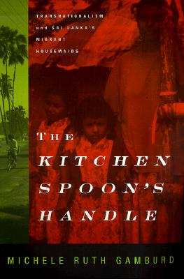 The Kitchen Spoon's Handle - Gamburd, Michele Ruth