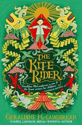 The Kite Rider - McCaughrean, Geraldine