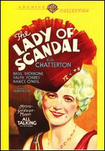 The Lady of Scandal - Sidney Franklin