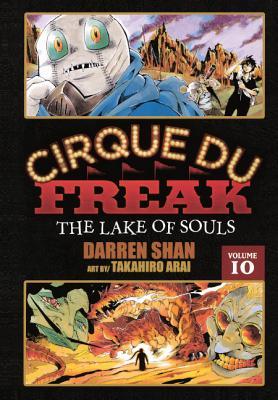 The Lake of Souls - Shan, Darren