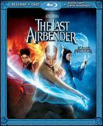 The Last Airbender [Includes Digital Copy] [2 Discs] [Blu-ray/DVD]