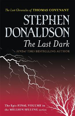 The Last Dark - Donaldson, Stephen