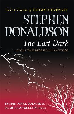 The Last Dark - Donaldson, Stephen