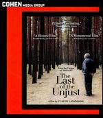 The Last of the Unjust [2 Discs] [Blu-ray]