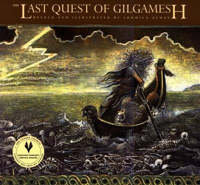 The Last Quest of Gilgamesh - Zeman, Ludmila