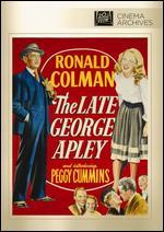 The Late George Apley - Joseph L. Mankiewicz