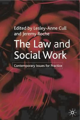 The Law and Social Work: Contemporary Issues for Practice - Long, Lesley-Anne (Editor), and Roche, Jeremy (Editor)
