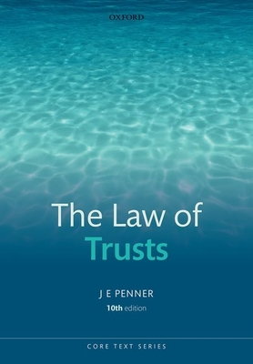 The Law of Trusts - Penner, James