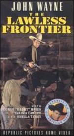 The Lawless Frontier - Robert North Bradbury