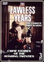 The Lawless Years: First Complete Season [3 Discs]