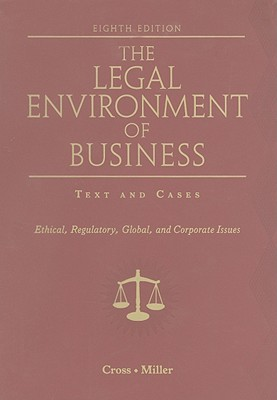 legal and ethical environment of business Additionally, and perhaps more importantly for business, is the concern of how to limit liability exposure in the first place a solid understanding of the legal environment of business should help limit the risk of liability and thus avoid legal disputes moreover, it should help you recognize when you need to contact your attorney for.