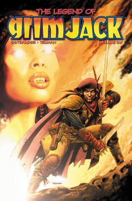 The Legend of Grimjack - Ostrander, John
