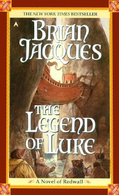 The Legend of Luke - Jacques, Brian