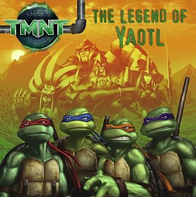 The Legend of Yaotl - Murphy, Steve