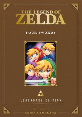 The Legend of Zelda: Four Swords -Legendary Edition- - Himekawa, Akira