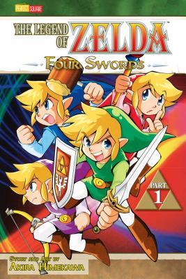 The Legend of Zelda, Vol. 6: Four Swords - Part 1 - Himekawa, Akira
