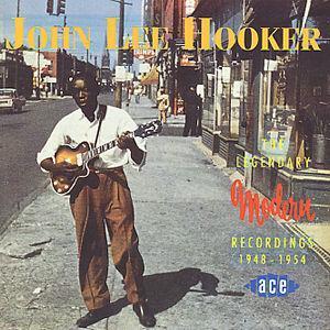 The Legendary Modern Recordings 1948-1954 - John Lee Hooker