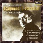 The Legendary Pianist Raymond Lewenthal plays Alkan & Liszt