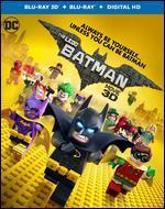 The LEGO Batman Movie [Includes Digital Copy] [3D] [Blu-ray]
