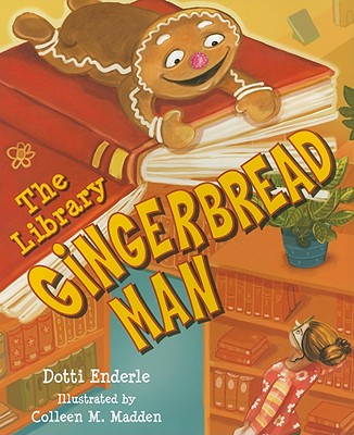 The Library Gingerbread Man - Enderle, Dotti