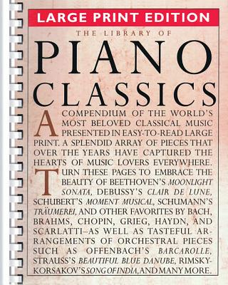The Library of Piano Classics - Appleby, A. (Editor)