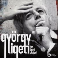 The Ligeti Project - Amadinda Percussion Group; Asko | Schönberg; ASKO Ensemble; Caroline Stein (soprano); David Geringas (cello);...