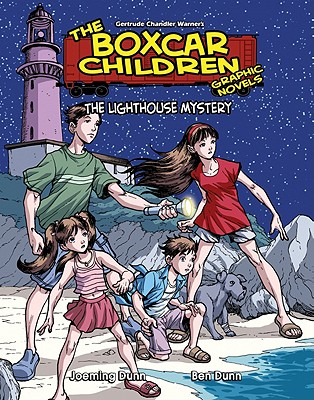 The Lighthouse Mystery - Dunn, Joeming