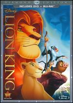The Lion King [Diamond Edition] [2 Discs] [DVD/Blu-ray] - Rob Minkoff; Roger Allers