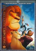 The Lion King [Diamond Edition] [2 Discs] [Spanish] [DVD/Blu-ray]