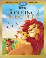 The Lion King II: Simba's Pride [Includes Digital Copy] [Blu-ray/DVD]
