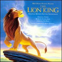 The Lion King [Original Motion Picture Soundtrack] - Hans Zimmer