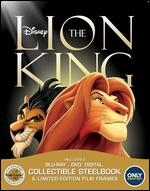 The Lion King: The Walt Disney Signature Collection [SteelBook] [Blu-ray/DVD] [Only @ Best Buy] - Rob Minkoff; Roger Allers
