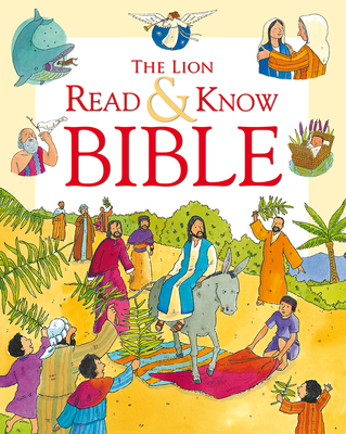 The Lion Read and Know Bible - Piper, Sophie